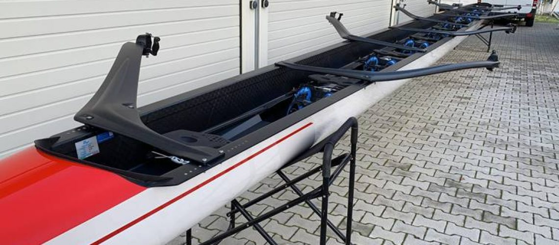 reverse wing sweep boats